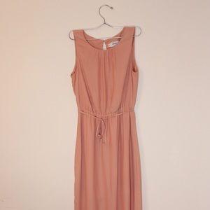 Only - Agnes Maxi Dress Light Pink